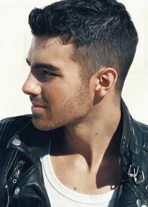 Thick Hairstyles Men Awesome Undercut Casual Thick Hairstyle For Men Check More At Http