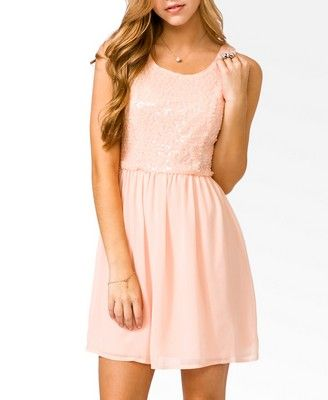 Sleeveless Chiffon Dress | FOREVER 21 - 2027704630 | B is for ...
