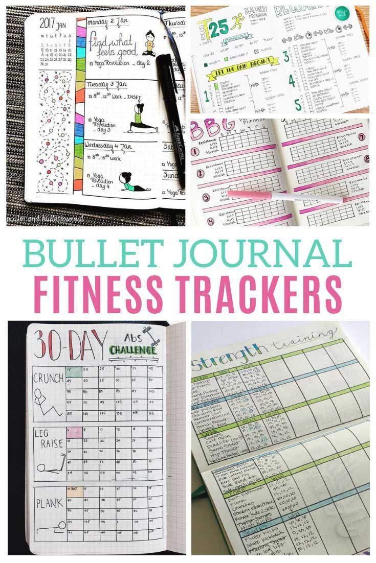 Bullet Journal Habit Tracker Layout Ideas {And why you NEED to track your habits!}