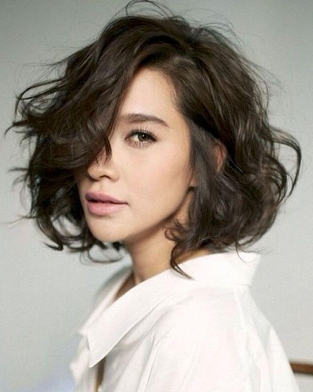 Image Result For Short Wavy Hair 2018 Hair Pinterest Hair