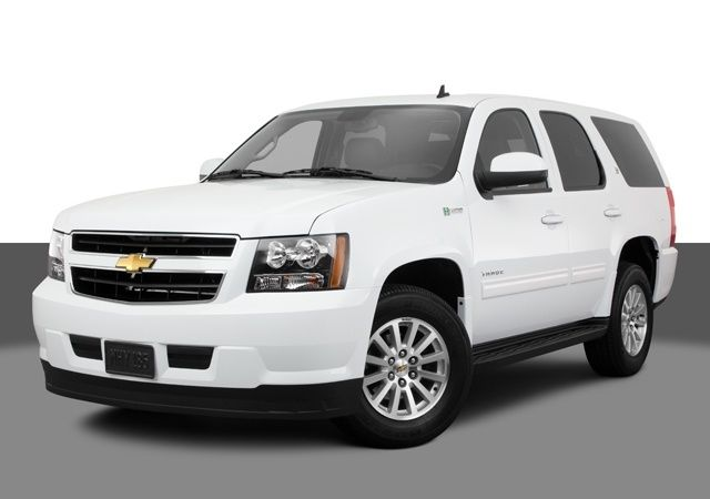 Chevy Tahoe Hybrid Good For Brandon And Environment Chevy Tahoe