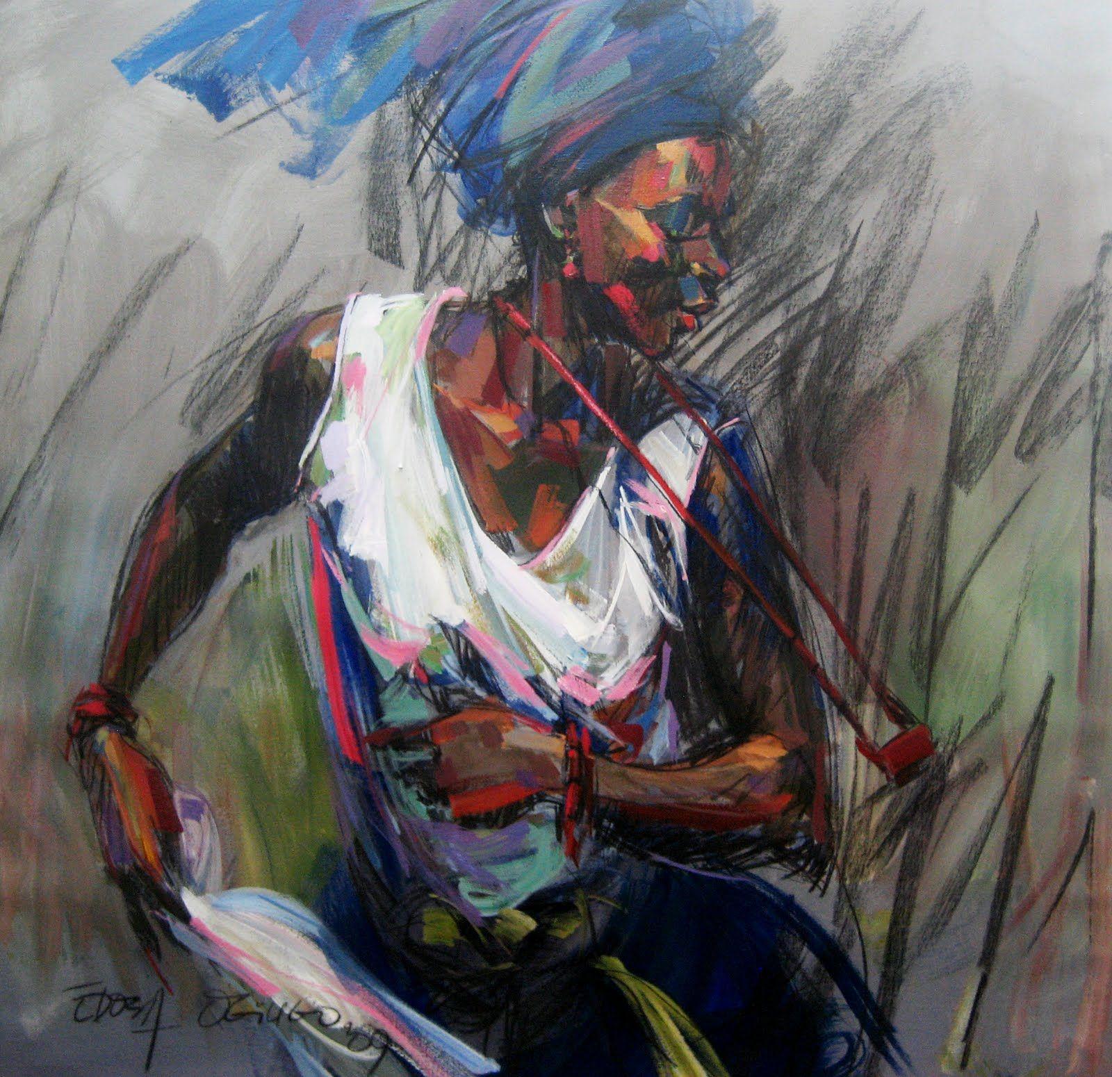 Edosa ogiugo african art art contemporary art