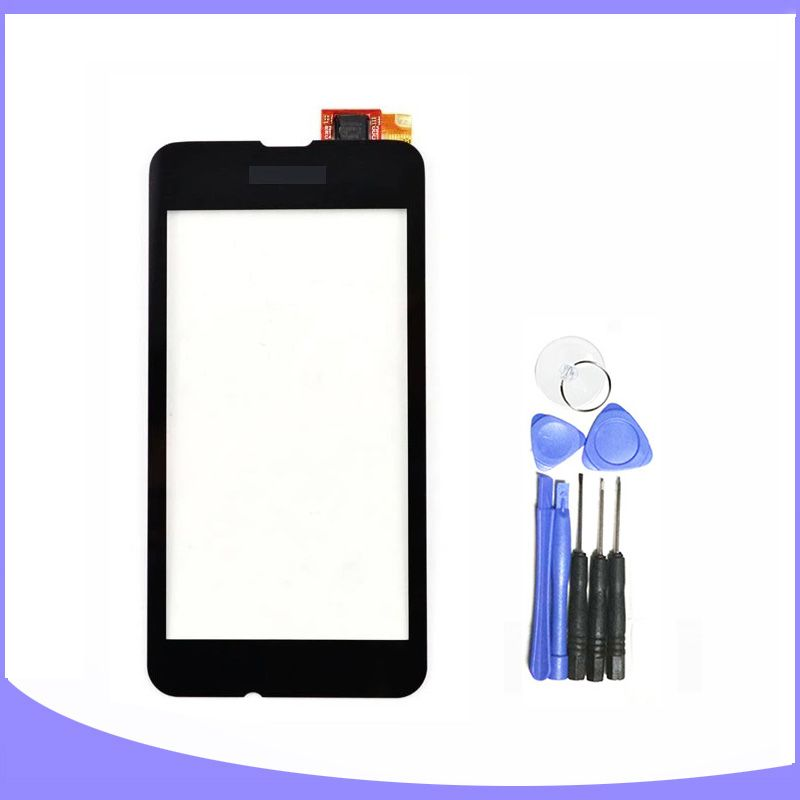Mobile Phone Touch Panel For Nokia Lumia 530 Touch Screen Digitizer Front Glass Lens Free Tools Lentille Ecran Tactile Mobile