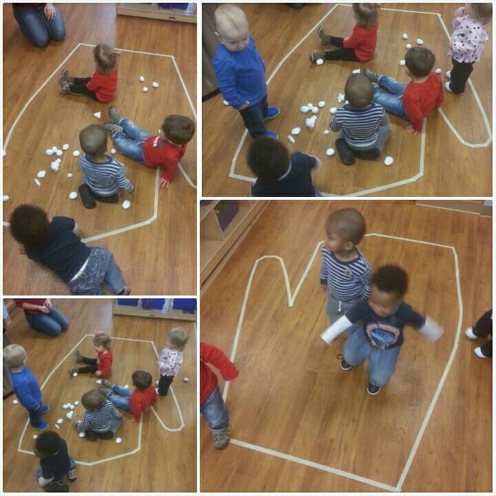 Toddler music and movement winter themed create a for Winter themed gross motor activities