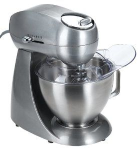 SALE!! Hamilton Beach 63220 Eclectrics All-Metal 12-Speed Stand Mixer, Sterling REVIEW