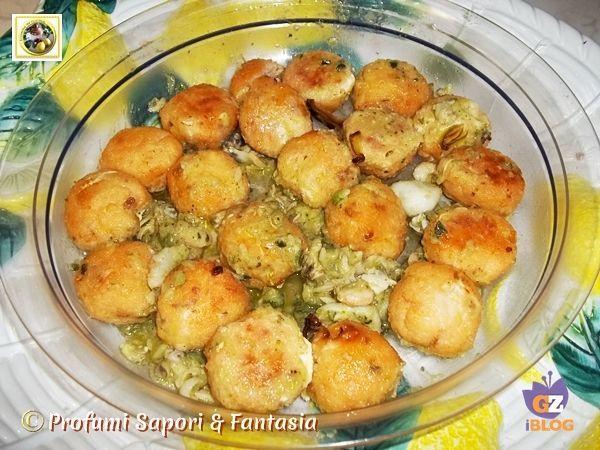 Photo of Polpettine di salmone al forno in salsa di porri Blog Profumi Sap