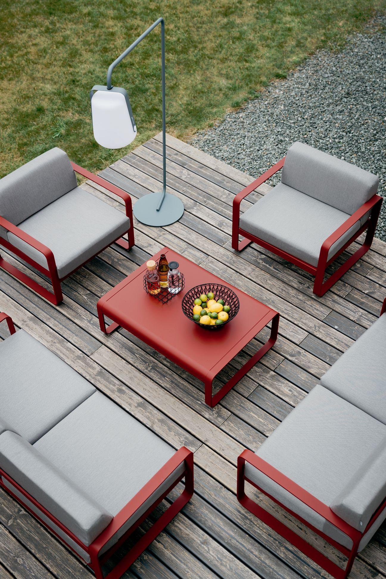 Collection Bellevie - Fermob - mobilier de jardin | Terrasse ...