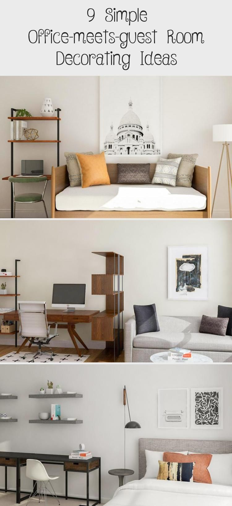 guest room decorating ideas Coolhomeofficeideas