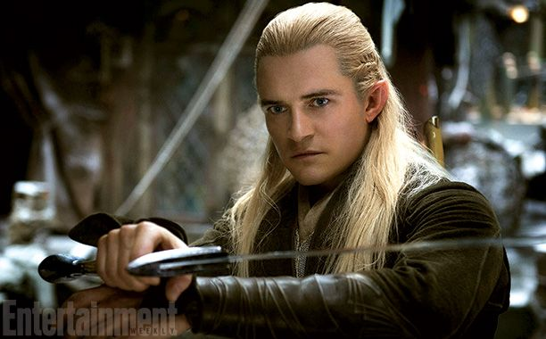 "Legolas in ""The Hobbit: The Desolation of Smaug"""