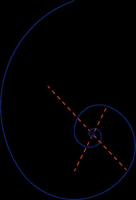 File Golden Triangle And Fibonacci Spiral Svg Fibonacci Spiral Fibonacci Geometric Drawing