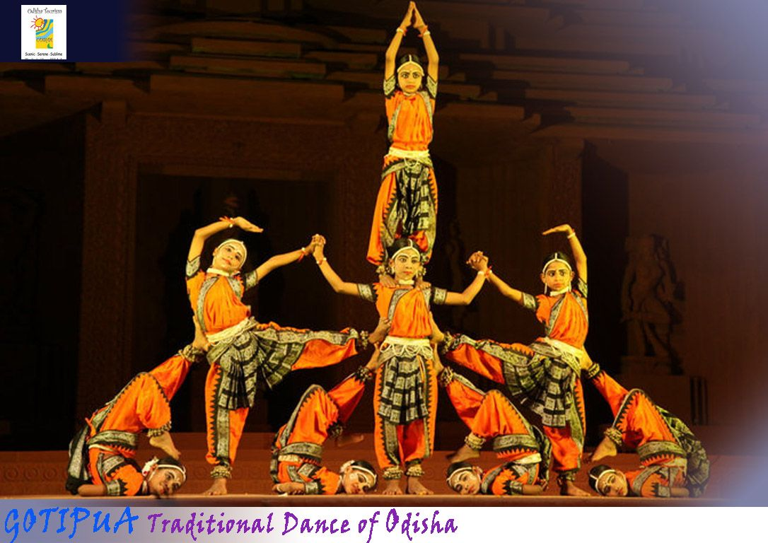 Gotipua a traditional dance of Odisha is performed by ...
