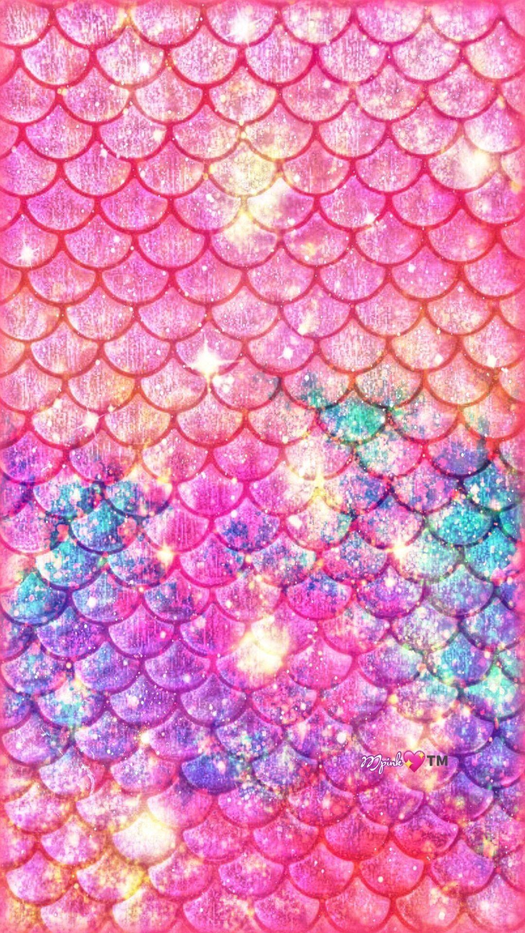 Girly Funky Hintergrund Iphone Wallpaper Pattern Mermaid Wallpapers Mermaid Wallpaper Iphone