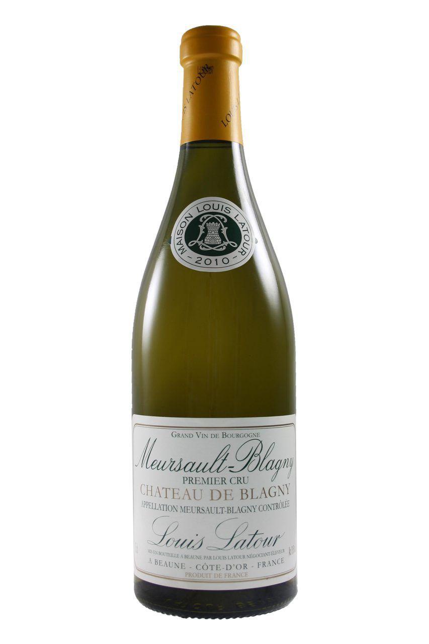 Meursault Blagney Chateau de Blagny Louis Latour 2010 Maison Louis Latour from Fraziers Wine Merchants