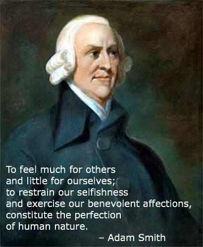 Adam Smith Quotes Adam Smith  Quips And Quotes  Pinterest  Quotation Politics And