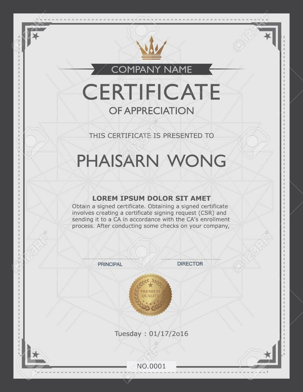 Certificate Template And Element Royalty Free Cliparts Vectors And Stock Illustratio Certificate Templates Certificate Design Inspiration Certificate Design Where to buy award certificates