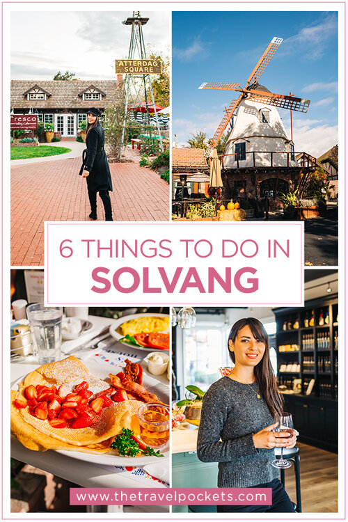 Top 6 Things To Do In Solvang California On Thanksgiving Weekend Travel Pockets In 2020 Solvang Things To Do Solvang California