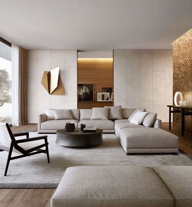 Poliform 2016 like the carpet and sectional