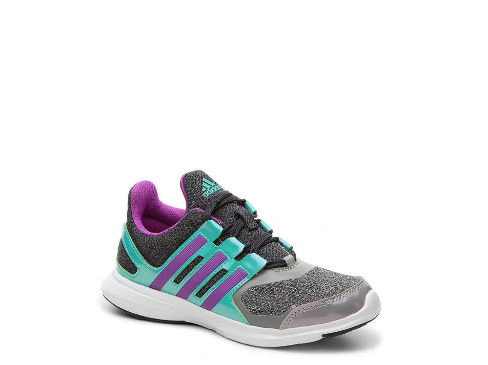 uk availability 4ac15 d829d adidas Hyperfast 2.0 Girls Toddler   Youth Running Shoe