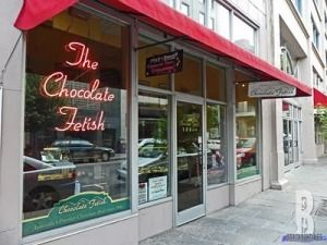 Did someone say chocolate? We went there in asheville nc ... The most delicious chocolate ever!!!