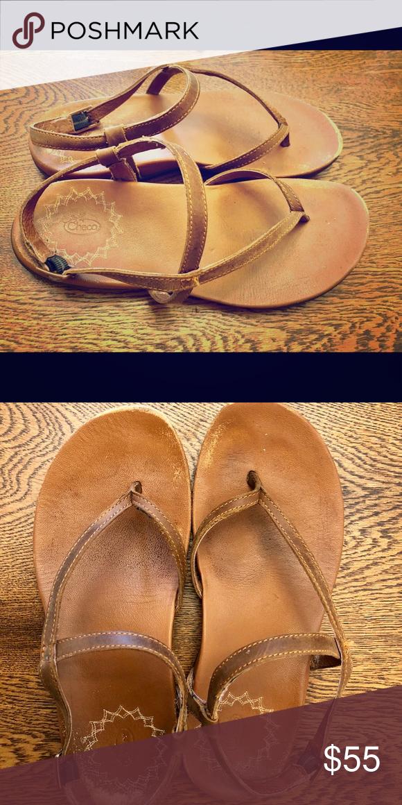 12f6842bea4 Flip Flop Sandals · Chaco Rowan Size 8 Super cute