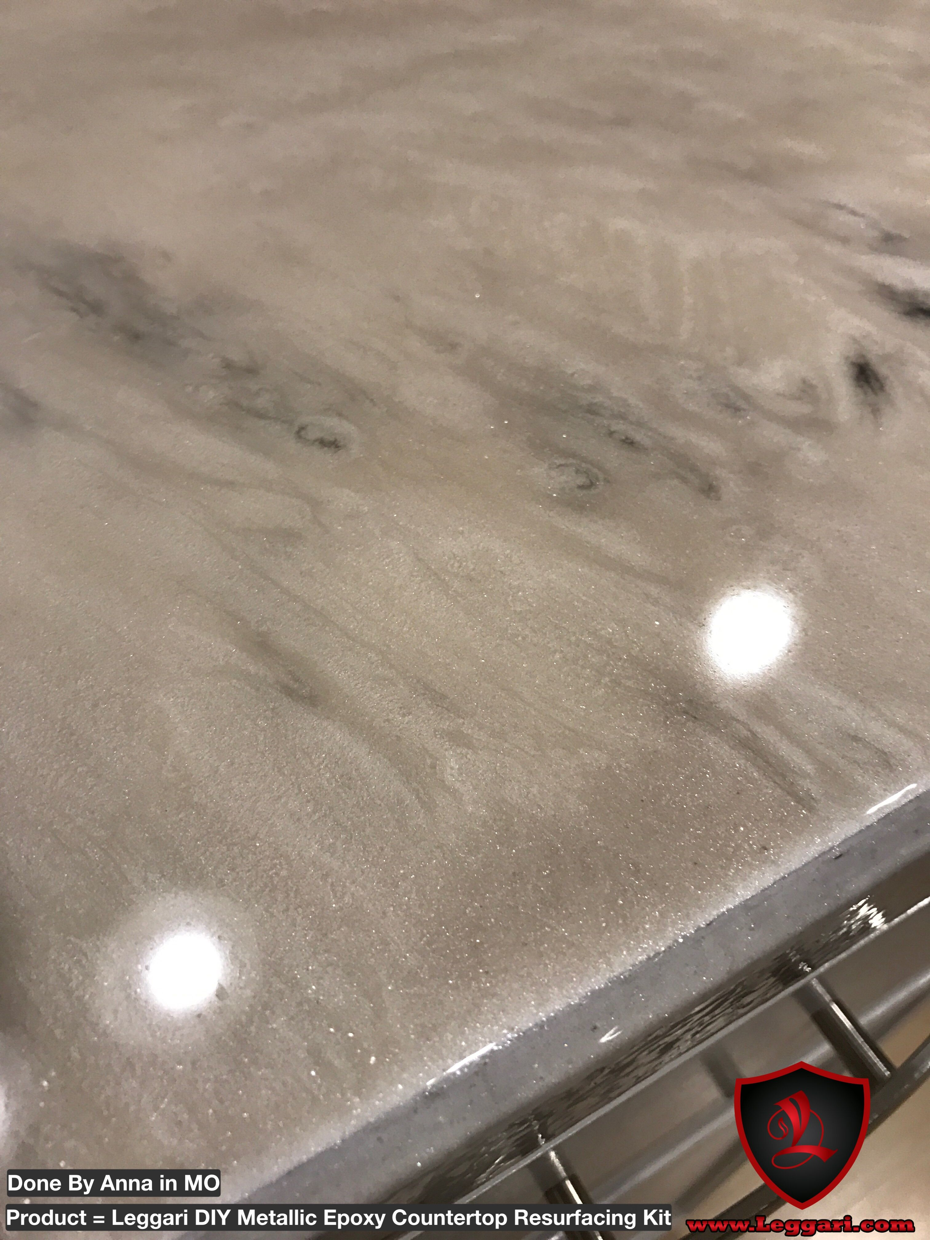 Thinset Concrete Countertops A Dream Design On A Dime Faux Granite Better Than The Real Thing