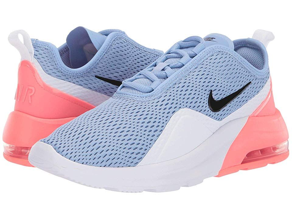 Nike Air Max Motion 2 Women's Running Shoes AluminumBlack