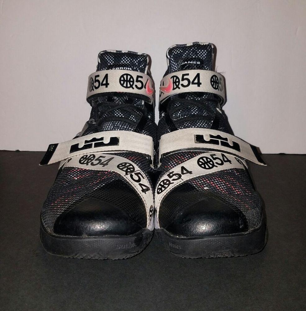 sports shoes 8949e 2ee7c NIKE LEBRON SOLDIER IX LIMITED QUAI 54 Q54 SIZE 9 Deadstock DS  Nike   BasketballShoes