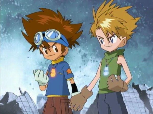 Digimon adventure matt