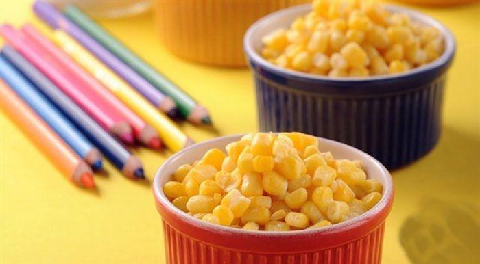 عدد السعرات الحرارية في ذرة صفرآء مسلوقة Food Food Videos Recipes
