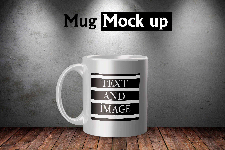 Mug Mockup PSD White Mug Mockup Coffee Mug Mockup Mug