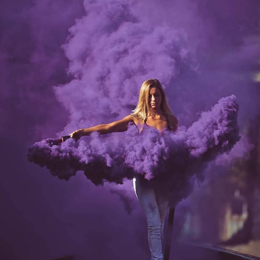 Image result for coloured smoke bombs | Boss Bitch | Colored