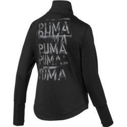 Photo of Puma Damen Jacke Studio Knit Jacket, Größe L in Schwarz PumaPuma