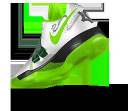 NIKEiD. Custom Nike Zoom KD IV iD Basketball Shoe