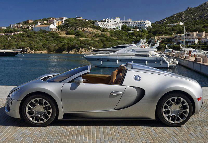 BUGATI DREAM CAR