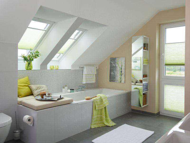 Bathroom Badezimmer Dachschrage Gestalten Badezimmer