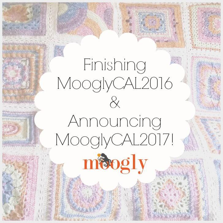 Moogly Crochet Along 2017 is starting! Free on Mooglyblog.com ...