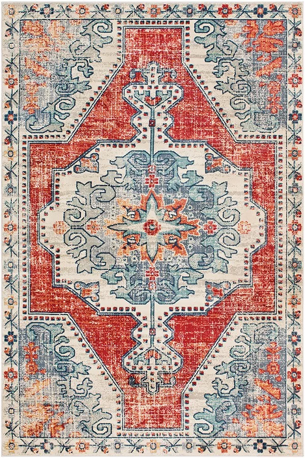 Red White Blue Chevron Rug With Images Kids Area Rugs