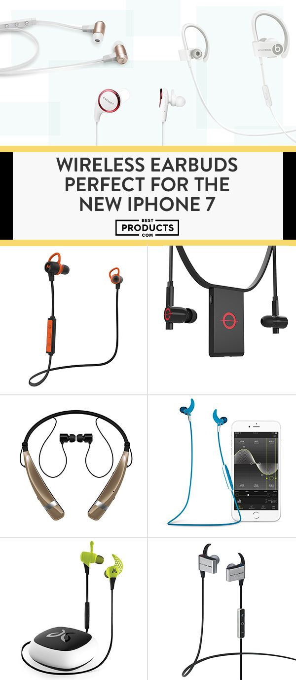 The 10 Best Wireless Earbuds You Should Upgrade to ASAP