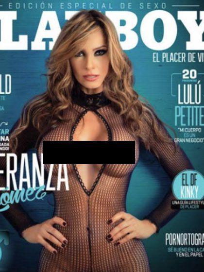 Playboy de famosas desnudas