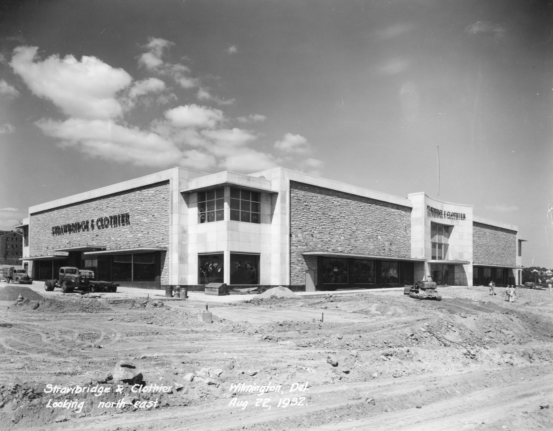 Strawbridge Clothier Store August 22 1952 Wilmington De