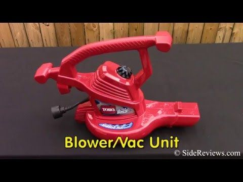 Best Electric Leaf Blower Toro 51619 Review Toro 51621 Review Electricleafblower Leafblower Leafvacuum Leaf Vacuum Mulcher Vacuums Leaf Blower Leaves