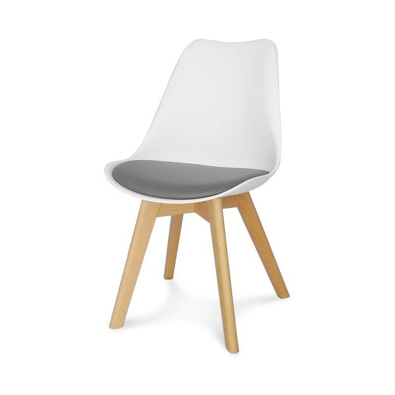Nowoczesne Krzeslo Z Poduszka Skandynawia Poduszka 7114618779 Oficjalne Archiwum Allegro Furniture Chair Home