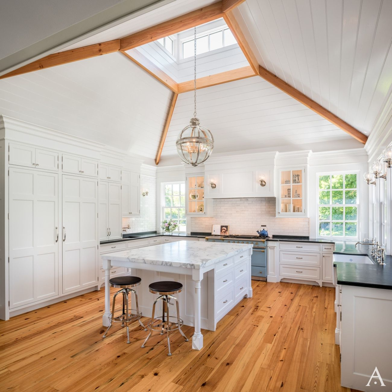 Period Kitchens Designs Renovation: 1917 Gawthrop House In West Chester