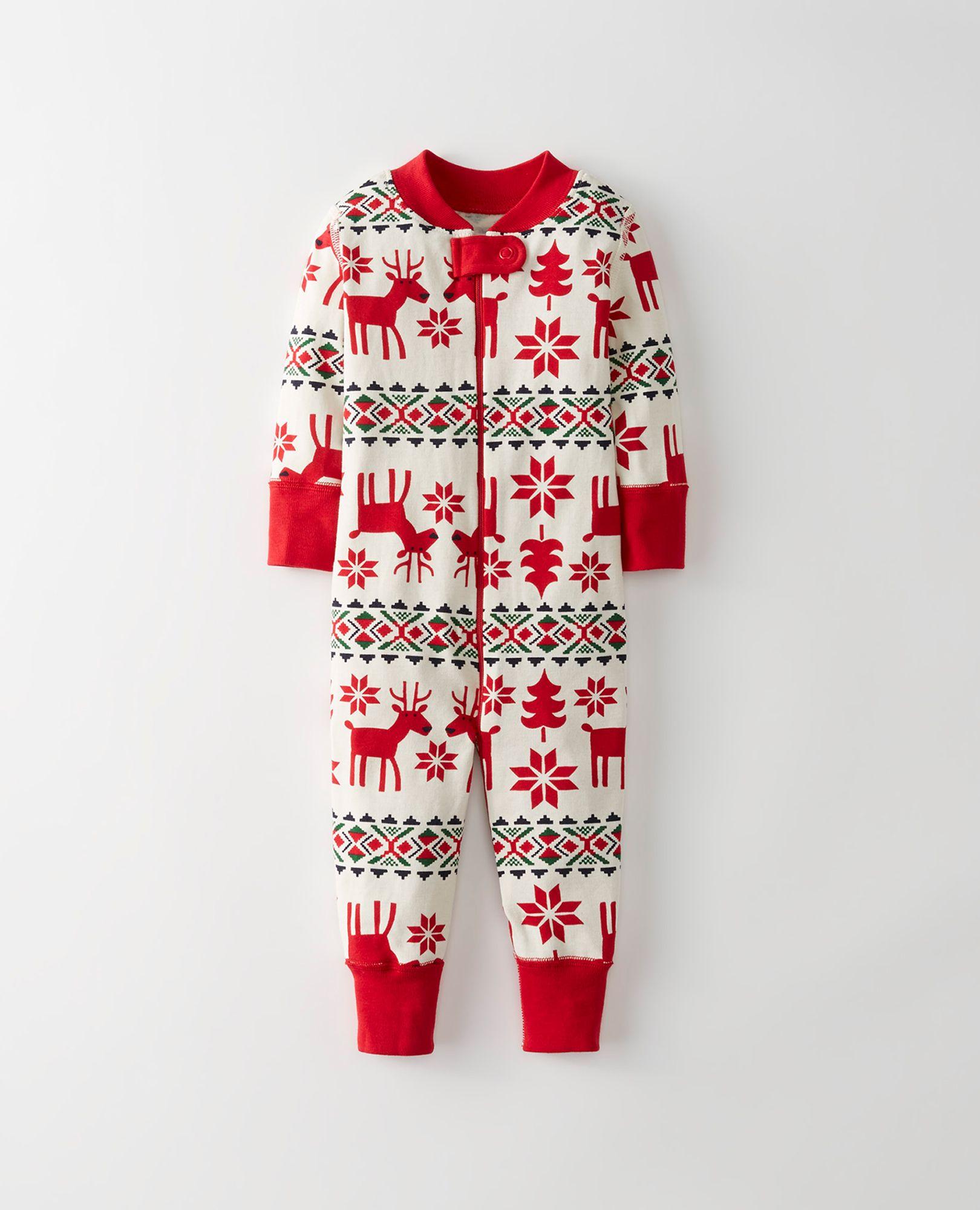 cb075b6803 Cute Christmas pajamas! Night Night Baby Sleepers In Pure Organic Cotton