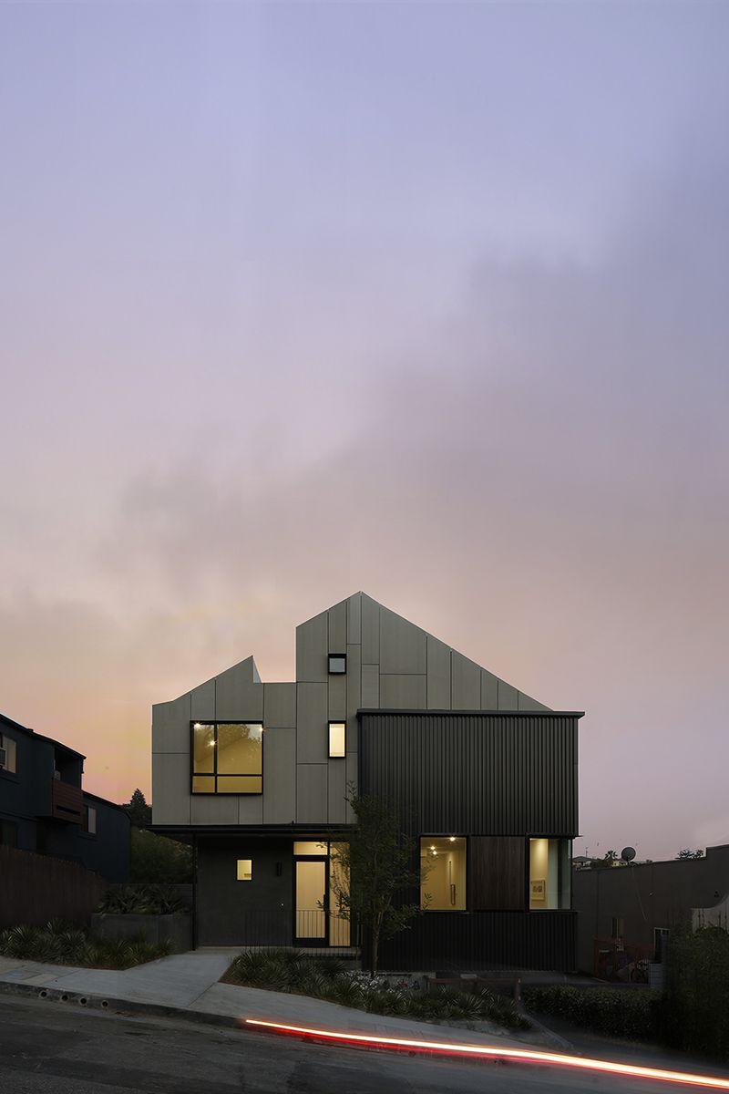 Residences At Preston Patrick Tighe Architecture Los Angeles Ca Architecture Sydney Opera House Design