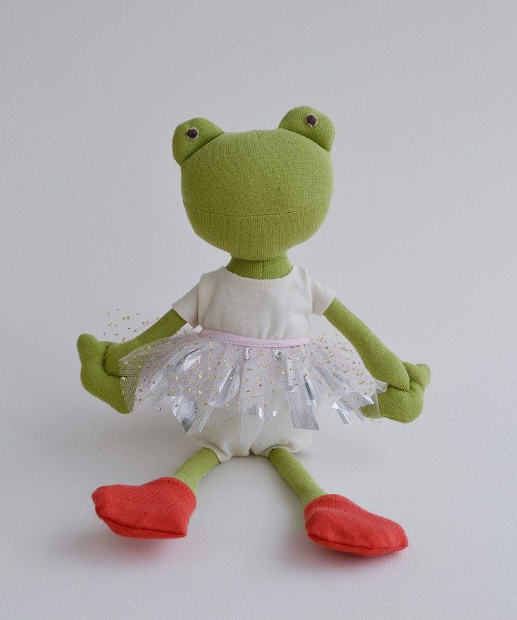 Hazel Village Ella Toad in Sparkle Tutu