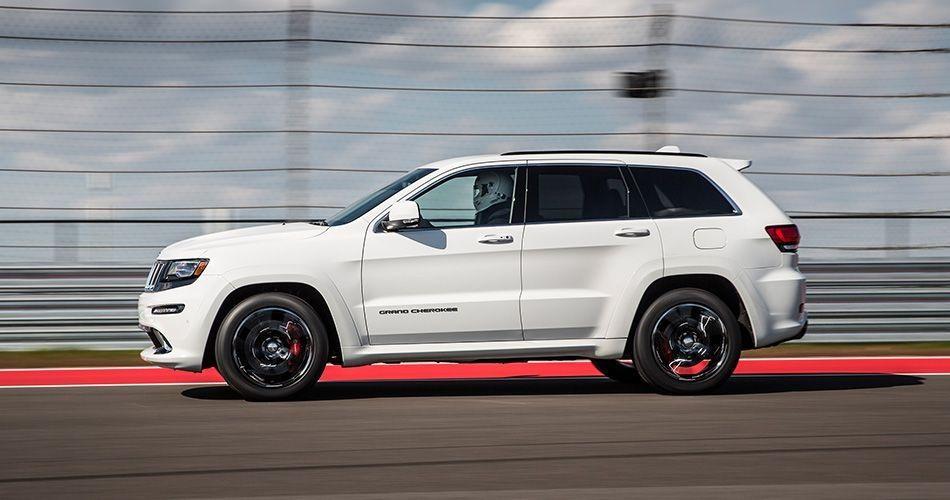 Jeep Grand Cherokee SRT 2018 Review Specs & Interior