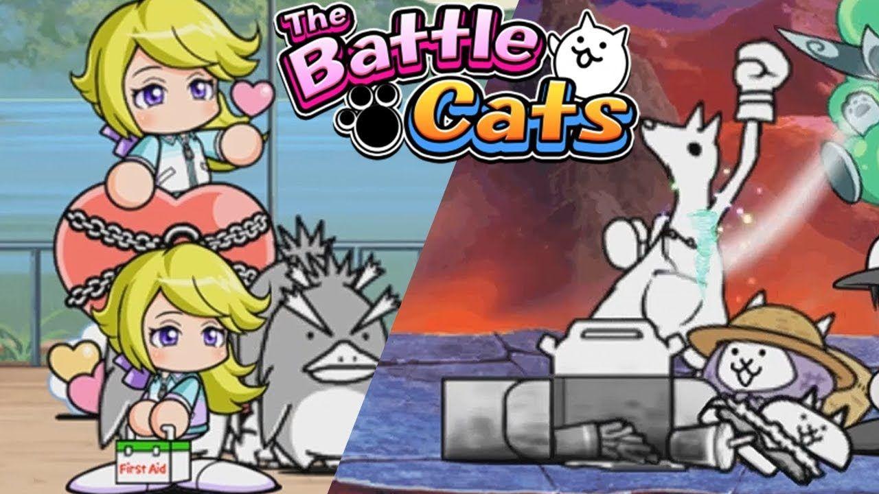 The Battle Cats 30 Sairi Nijtiari + Catburgers Vera