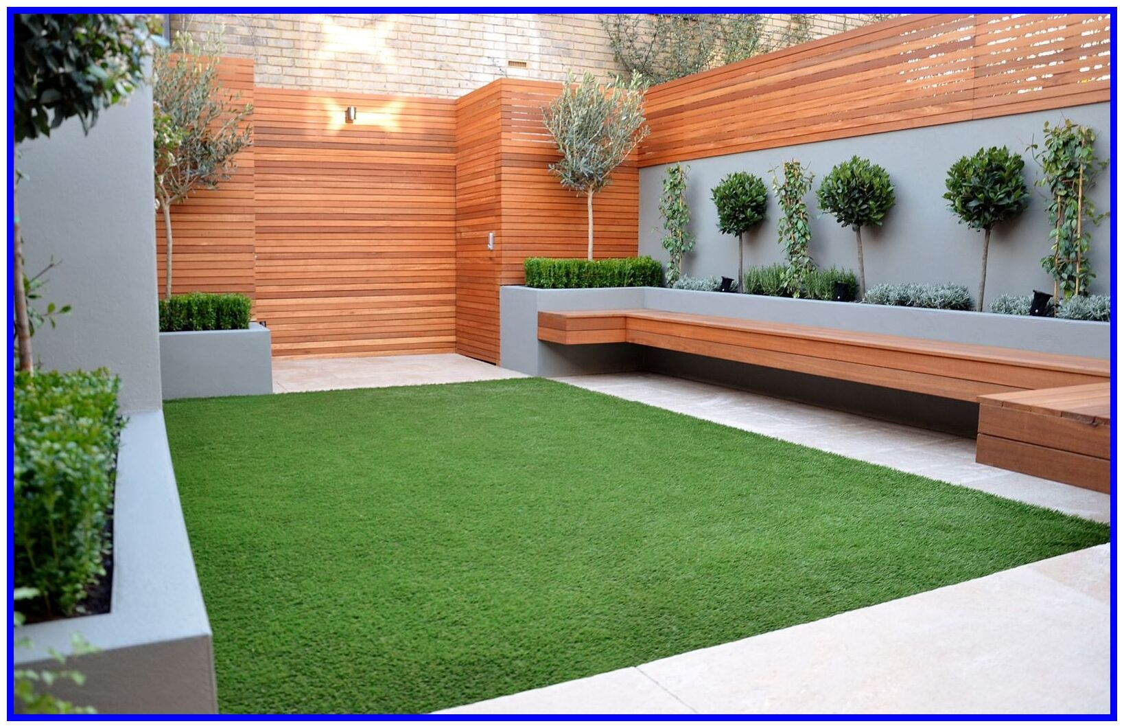 6 reference of patio ideas on a budget uk in 6  Modern garden