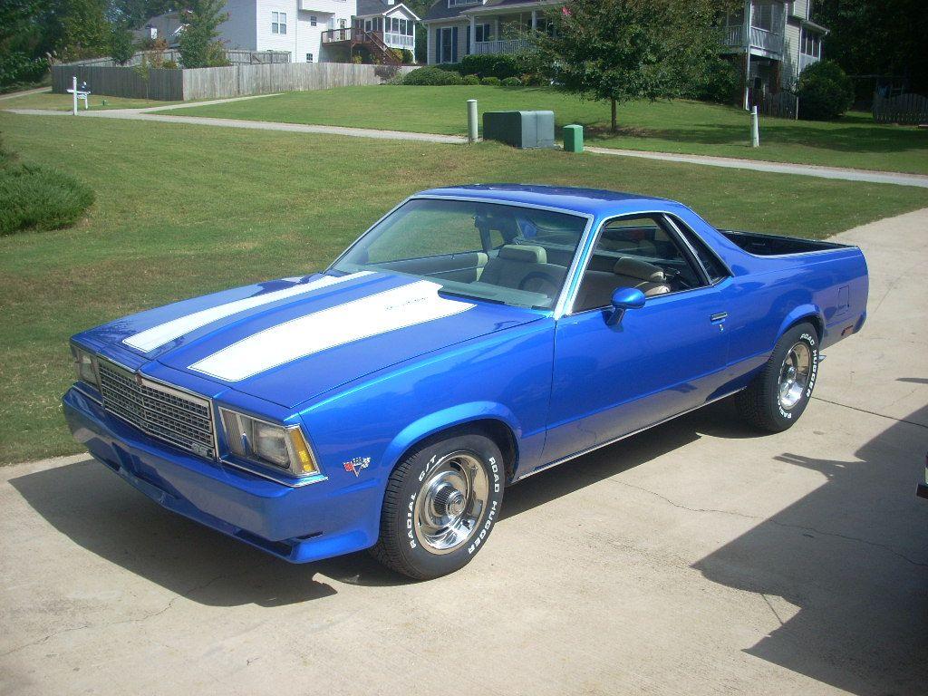 1979 El Camino 1979 Chevrolet El Camino Douglasville 30134 0